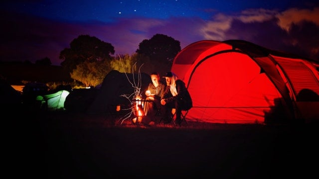 Take Her On A Romantic Valentine's Day Camping Trip