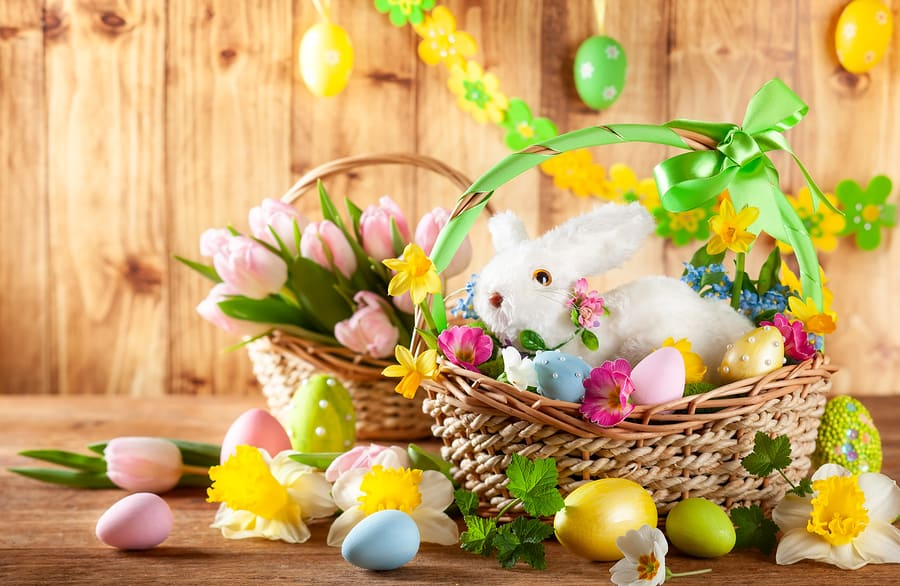 Homemade Easter Baskets Ideas You Should Try Making