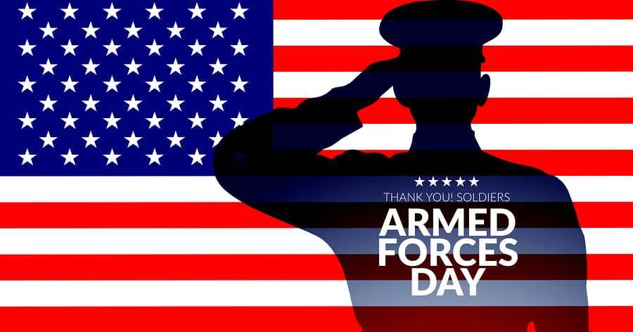 How to Celebrate Soldiers On Armed Forces Day
