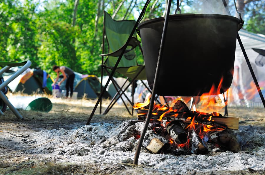 Top Camp Kitchen Essentials You Should Not Leave Behind