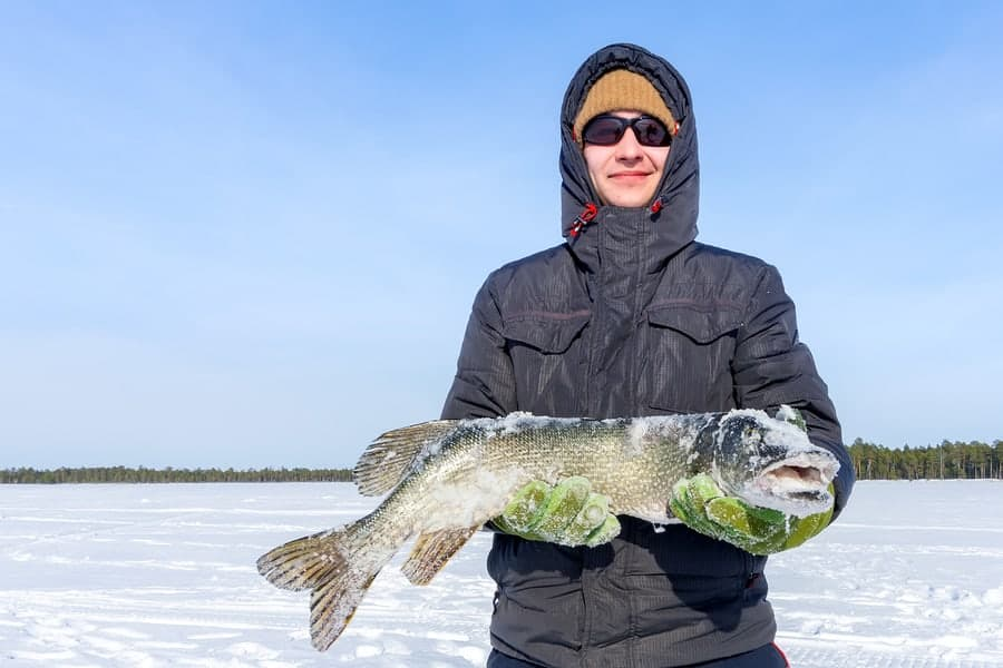 Everything You Need to Wear to Winter Fishing